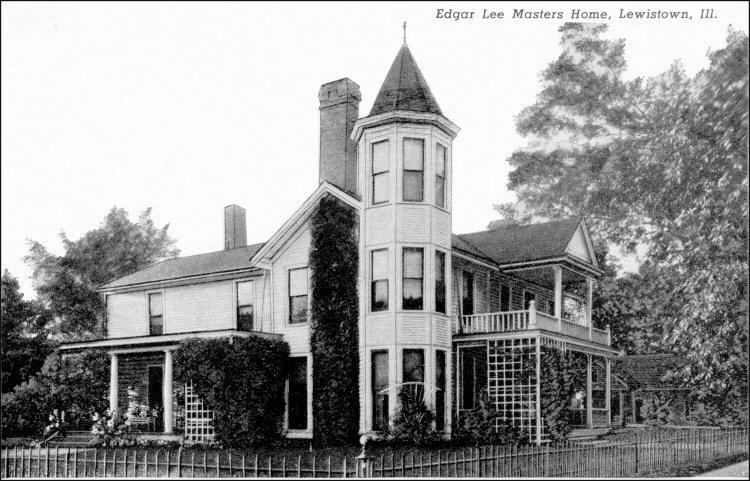 Edgar Lee Masters family