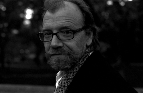 George Saunders - photo credit Chloe Aftel
