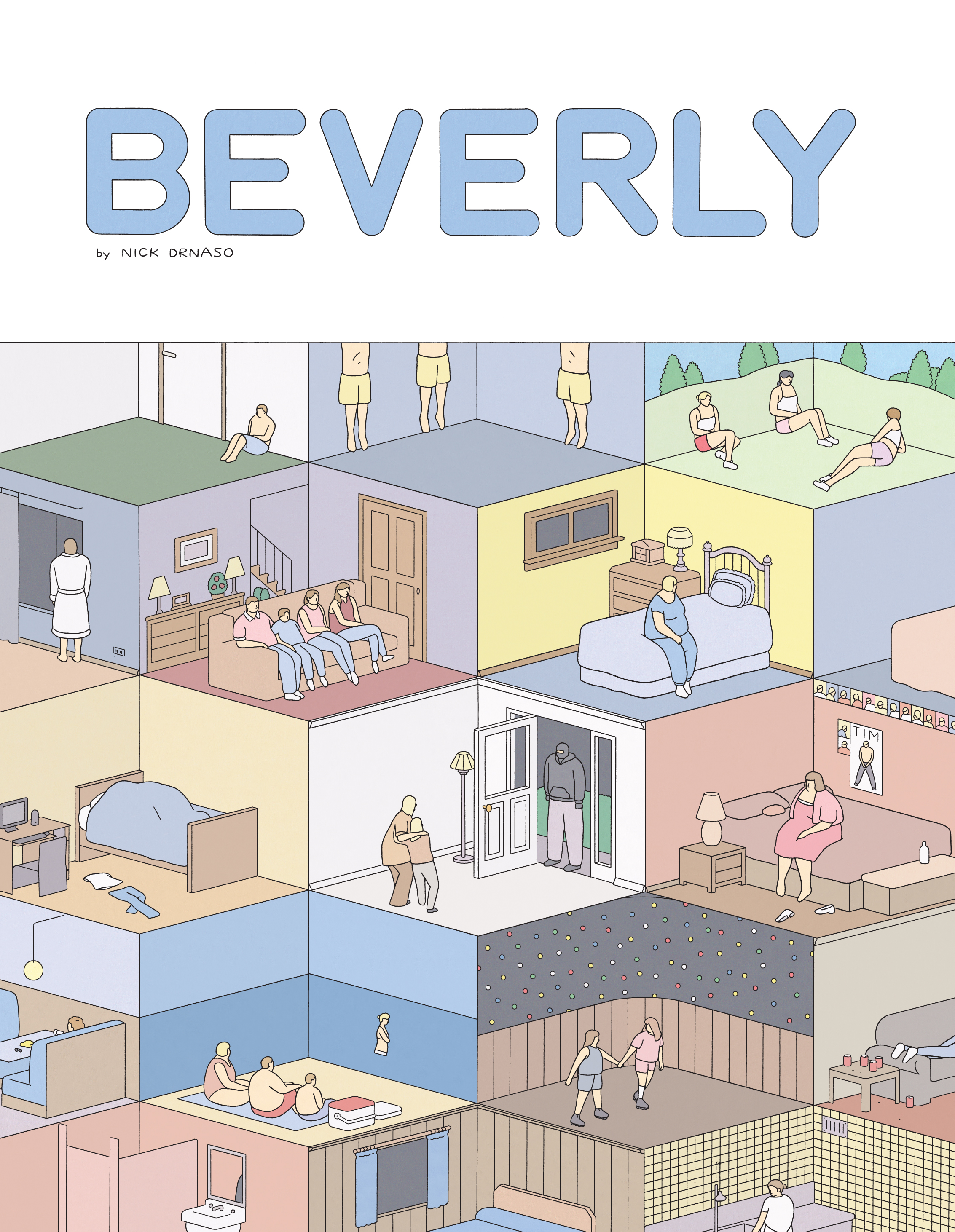 G Star Garrett Burroughs Beverly Cover