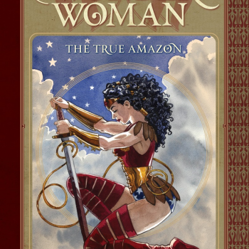 "<span class=""entry-title-primary"">Superhero Lady Jam</span> <span class=""entry-subtitle"">Discussing ""Wonder Woman: The True Amazon"" with Jill Thompson</span>"