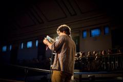 At the York Hall Book Slam