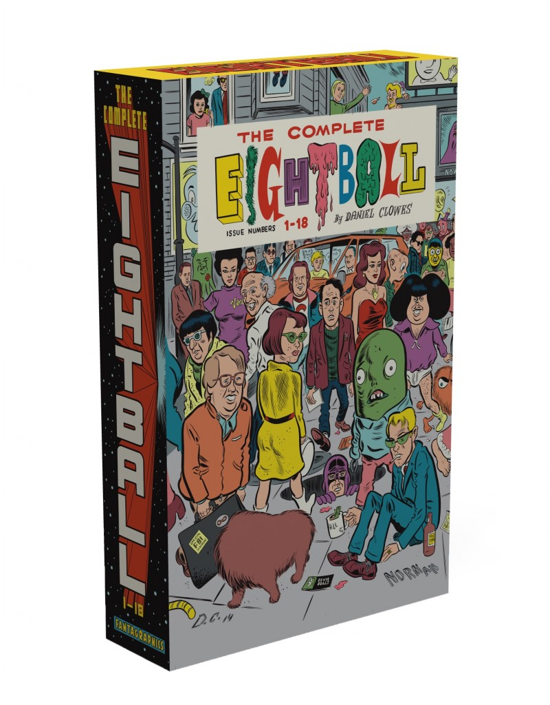 Complete Eightball-boxset 3D