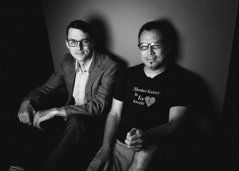 Keir Graff and Javier Ramirez/Photo: Joe Mazza/Brave Lux