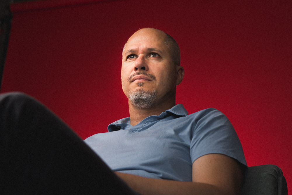 Aleksandar Hemon/Photo: Joe Mazza/Brave Lux