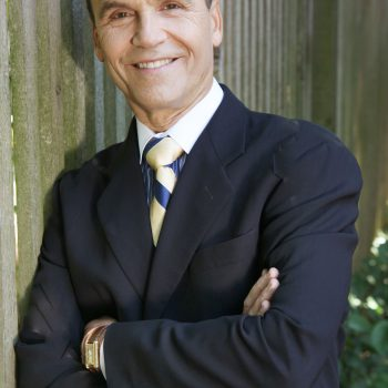 Playing With Imaginary Friends: Scott Turow Discusses Writing