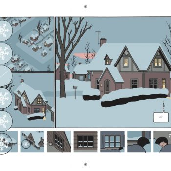 Fall Arts Preview 2019: The Monumental Life and Inconsequential Times of Rusty Brown, as told by Chris Ware