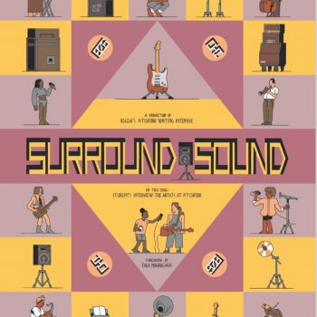 "With New Eyes: A Review of ""Surround Sound: Reflections and Profiles by The Students of 826CHI at the 2019 Pitchfork Music Festival"""
