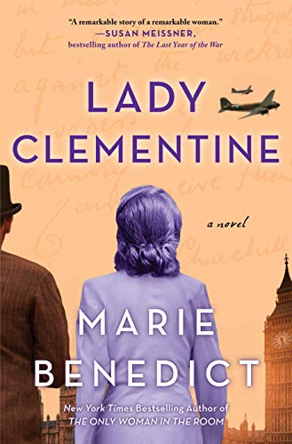 Lady Clementine by Marie Benedict book cover