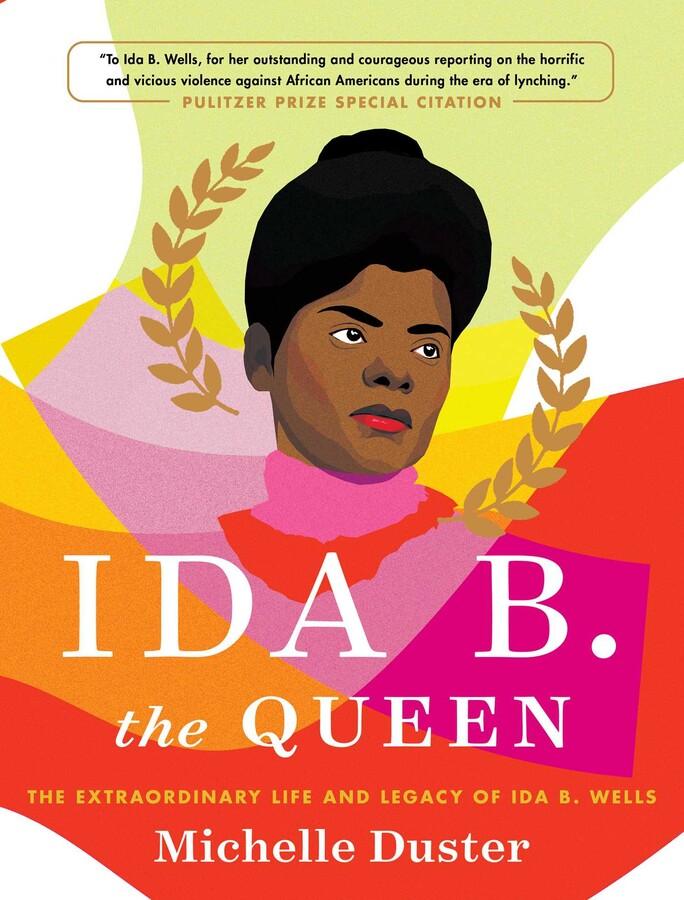 Ida B. The Queen book cover